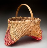 Round Egg Drop Basket