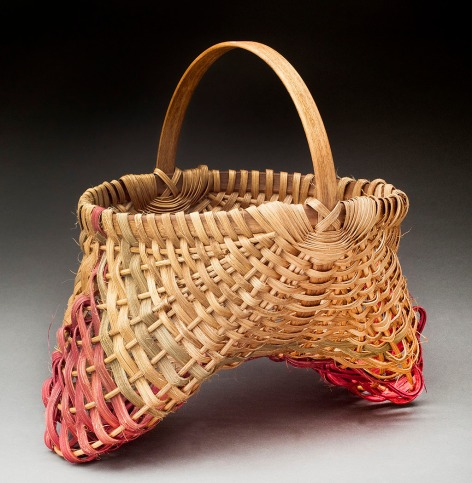 Round Egg Drop Basket