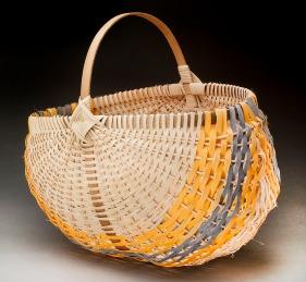 Oval Melon Basket